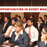 Career opportunities in Event Management