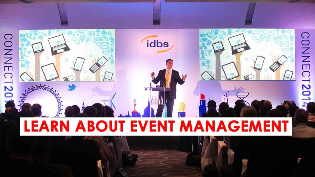 Learn About Event Management