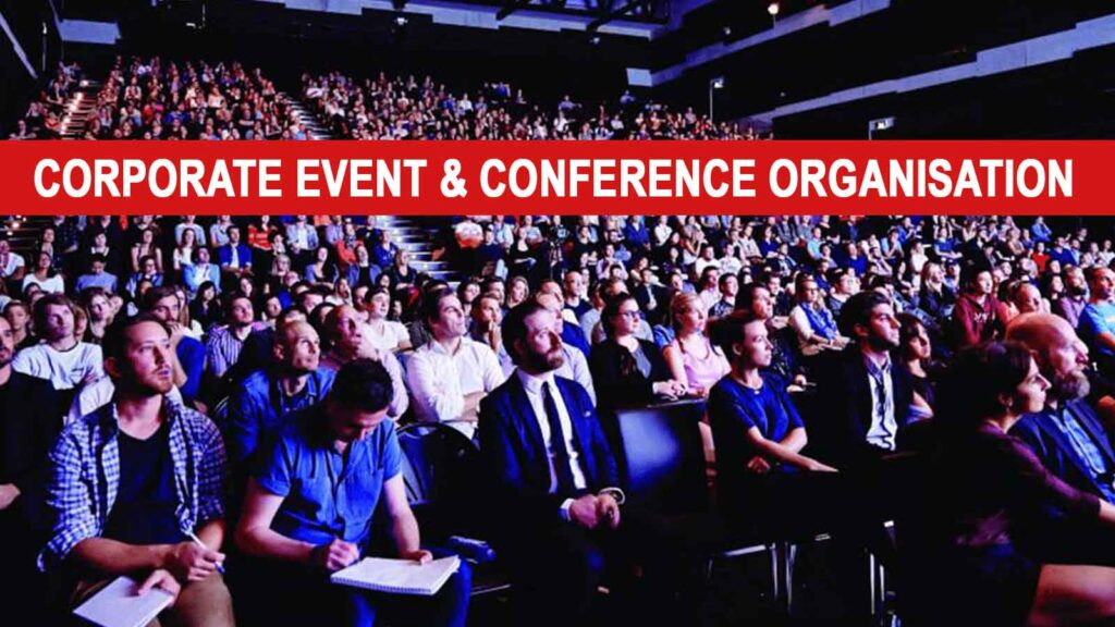 Corporate Event & Conference Organisation