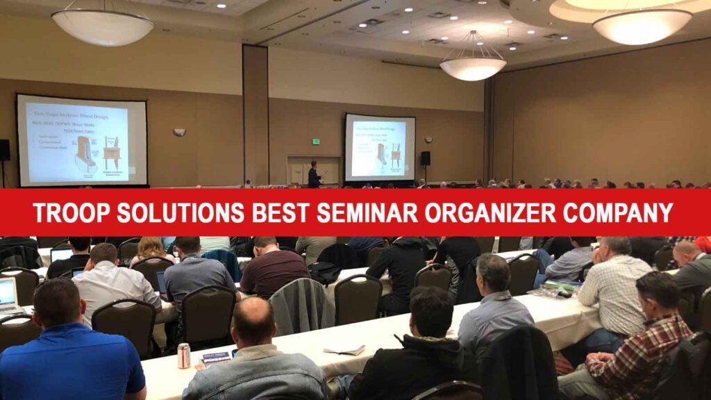 Troop Solutions Best Seminar Organizer Company