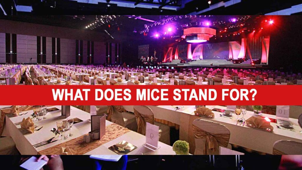 What does MICE Stand for?